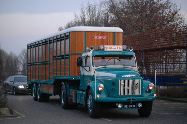 Dijkstra Hillaard BE-68-71 Volvo N-88