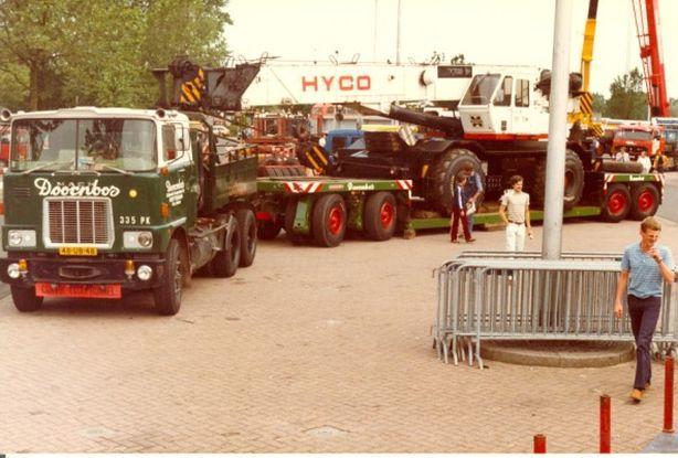 Doornbos  Rotterdam  48-UB-48  Mack F-700 Utrecht