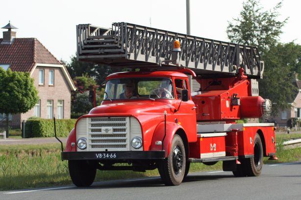 ladderwagen gron  22