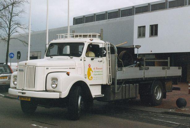 De Rousant  Zoutkamp  BF-FN-39  Scania L-81