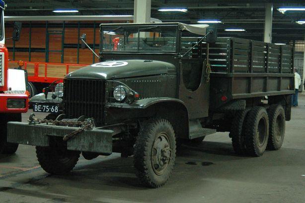 Klop  Ezinge   BE-75-68  GMC