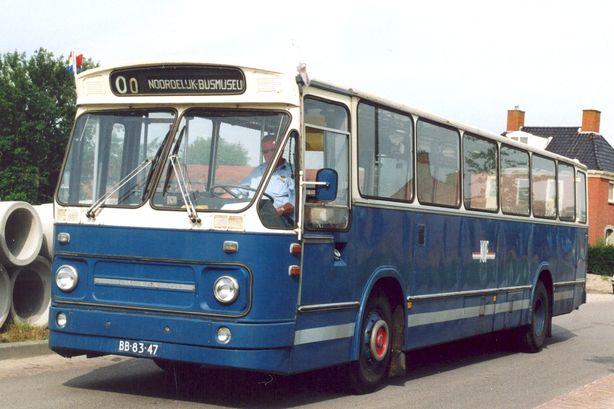 Busmuseum  Leyland