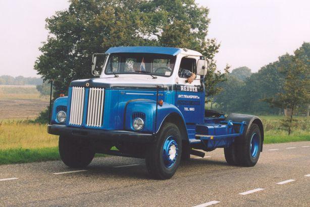 Redder Scania 111  kl