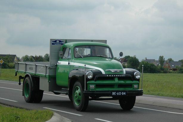 Chevrolet Mans klein