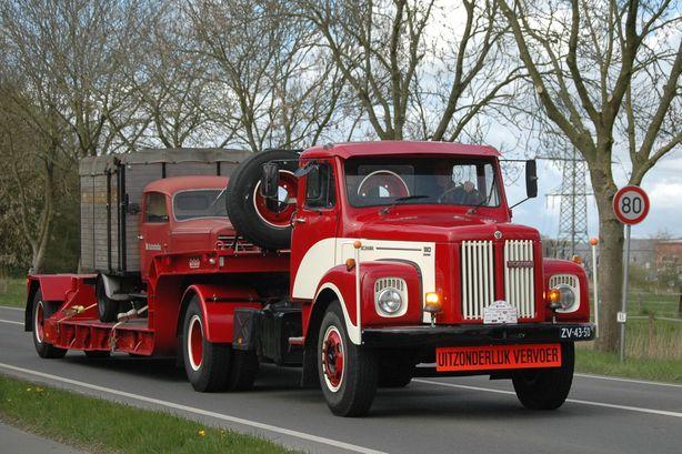 Vidotrans Heerenveen ZV-43- Scania 110 Super