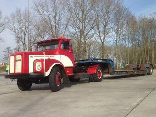 vd Berg (Vidotrans heerenveen ZV-73-50 Scania L 110 Super