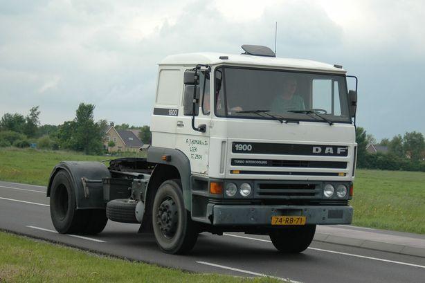 DAF 1900 Homan 2  kl