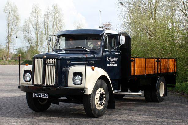 Tiggelaar  Oosternieland    BE-53-39  Scania L80 kl