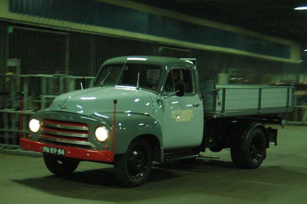 Batema  Suameer     PN-89-84       Opel Blitz  kipper